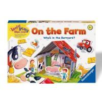 On the Farm Toddler Development Game