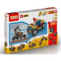 Engino 25 Model Building Kit with Motor