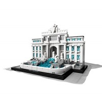 Trevi Fountain Building Toy by LEGO Architecture