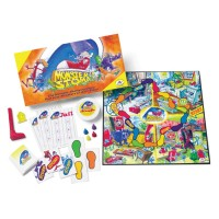 Monster Stomp Kids Board Game