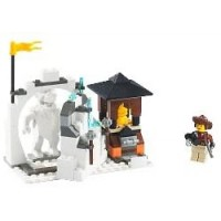 Lego Orient Expedition Yetis