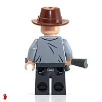 Lego City Minifigure Lone Ranger Dan Reid 2 Minifigure