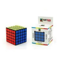 Cubelelo Mofang Jiaoshi Mf5S 5X5 Black Speed Cube Magic Cube Puzzle