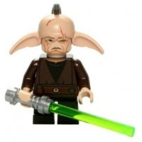 Lego Star Wars Even Piell Minifigure