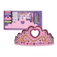 Princess Tiara Craft for Girls