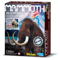 Mammoth Skeleton Dig Kit