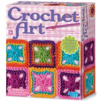 Crochet Art Kids Craft Kit
