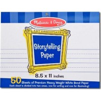 Storytelling Writing Activity Paper Pad