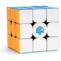 Gan 354 M 3X3 Speed Cube Stickerless Magic Cube Gan 354M Gans 3X3 Magnetic Cube Puzzle Toys