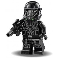 Lego Star Wars Rogue One Death Trooper Minifigure With Pauldron And Blaster