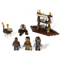 Lego The Captains Cabin
