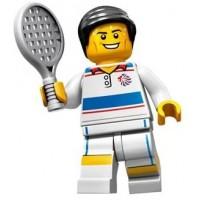 Lego Olympic Minifigures Olympic Tennis