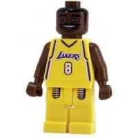 Lego Minifigure Kobe Bryant Home
