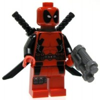 Lego Marvel Super Heroes Deadpool