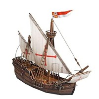 Umbum Innovative 3D Puzzle Ancient Ships Caravel By Clever Paper 390 50