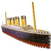 Titanic398 Piece Puzz 3D