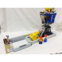 Lego City Heavy Haul Train60098Loading Station Book