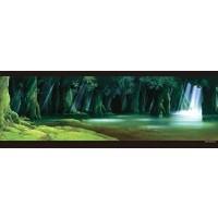 Ensky Princess Mononoke God Of The Forest Jigsaw Puzzle 352