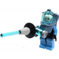 Lego Super Heroes Mr Freeze Minifigure
