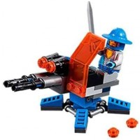 Lego Nexo Knights Knighton Hyper Cannon 30373