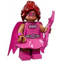 Lego Batman Movie Series 1 Collectible Minifigure Pink Power Batgirl