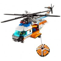 Lego City Coast Guard Helicopter And Life