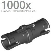 Lego Technic Mindstorm Nxt Black Friction Pin Connector Part 2780 Quantity 1000