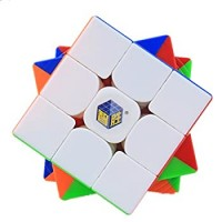 Cuberspeed Yuxin Little Magic 3X3 Stickerless Speed Cube Yuxin 3X3X3 Magic Cube