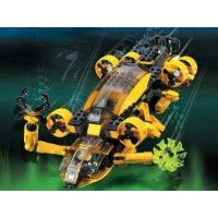 Lego Alpha Team Mission Deep Sea 4794 At Command
