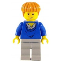 Lego Ron Weasley Blue Sweater Yf Harry Potter