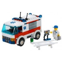 Lego City Emergency Ambulance