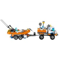 Lego City Coast Guard Truck With Speed