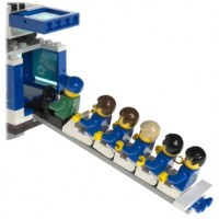 Lego City Soccer Team Transport