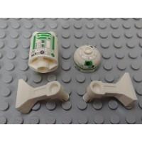 Lego Minifigs Star Wars 555 R2