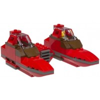 Lego Star Wars Twinpod Cloud Car