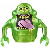 Lego Ghostbusters Minifigure Slimer Ghost