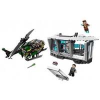 Lego Super Heroes Iron Man Malibu Mansion Attack