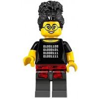 Lego Minifigures Series 19 Coder Girl Programmer Minifigure