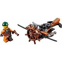 Lego Ninjago Skybound Plane Set 30421