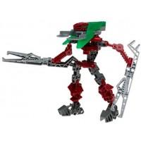 Bionicle Lego Vahki Figure 8614 Nuurahk