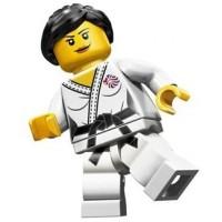 Lego Olympic Minifigures Olympic Judo