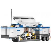 Lego City Police Command Center