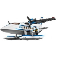 Lego City Police Pontoon