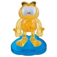 Hcm Garfield Crystal Puzzle 34Piece