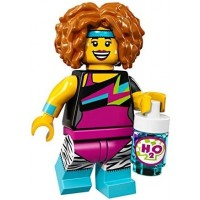Lego Collectible Minifigure Series 17 Dance Instructor