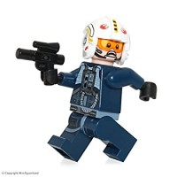 Lego Star Wars Rogue One Minifigure Ywing Pilot With
