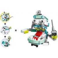 Lego Mixels Series 8 Bundle Set Of Medix Surgeo 41569 Skrubz 41570 And Tuth