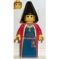 Lego Queen Leonora 2 Minifigure From King Leos