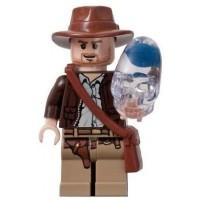 Indiana Jones Crystal Skull Lego Indiana Jones