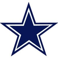Dallas Cowboys Puzzle With 6 Die Cut Logo Star Stickers 100 Pieces Nfl Football Licensed In